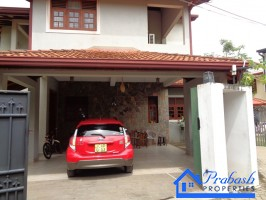 House for Lease at Nugegoda